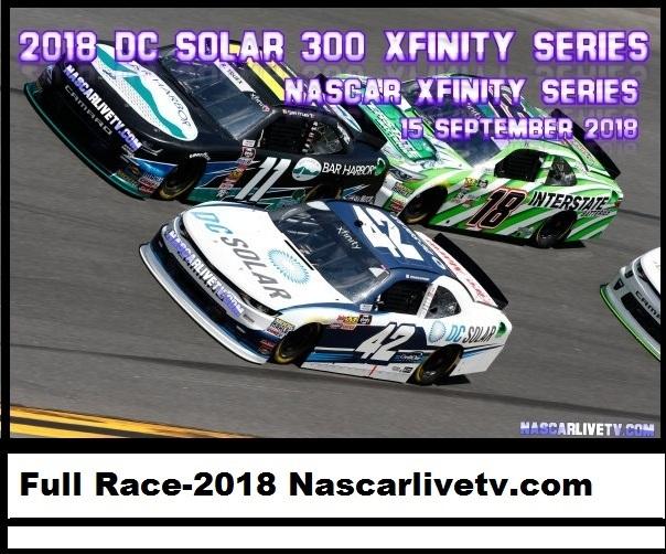 NASCAR Xfinity Series -Complete Race 2018
