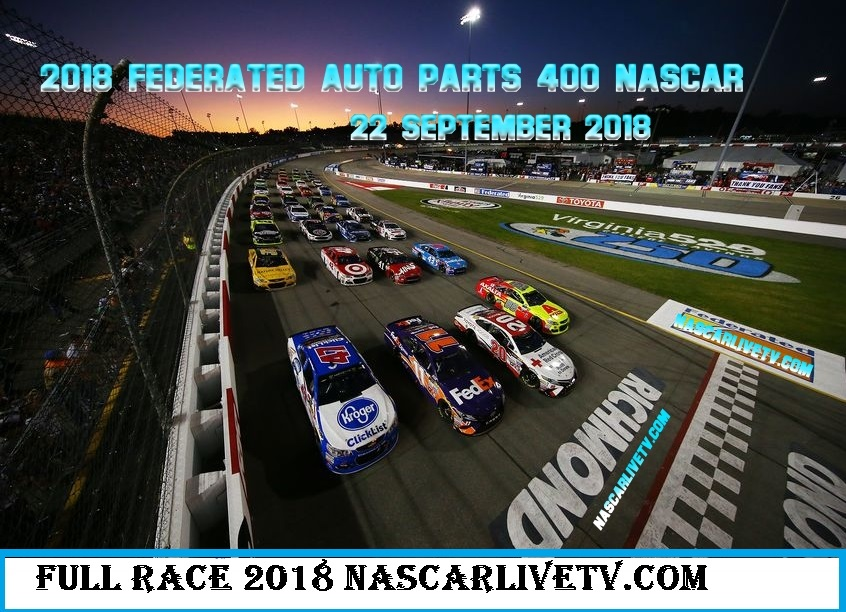 MENCS Federated Auto Parts 400 Complete Race