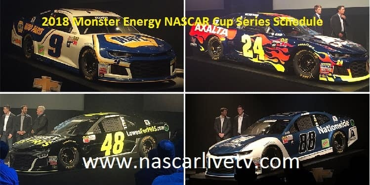 2018-monster-energy-nascar-cup-series-schedule