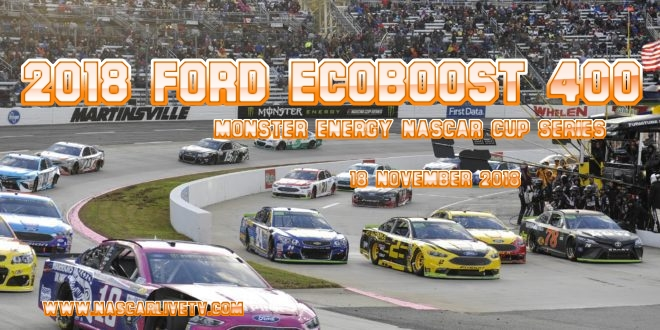 NASCAR Miami Race 2018 Live Stream
