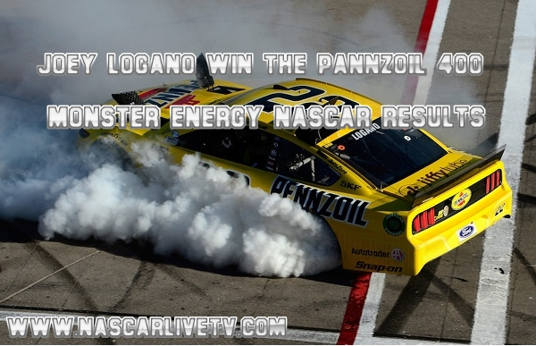 nascar-pennzoil-400-results-2019