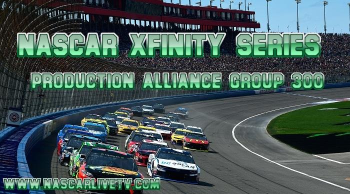 NASCAR Xfinity Auto Club 300 Live Stream