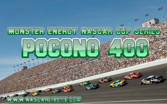 NASCAR Pocono 400 Live Stream 2019