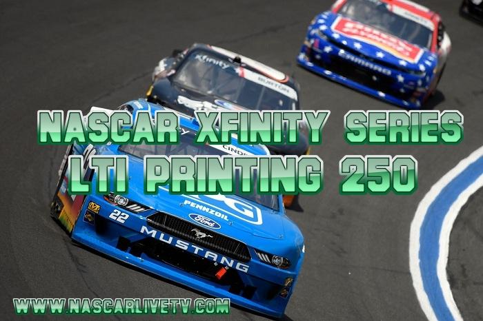 LTi Printing 250 NASCAR Xfinity Live