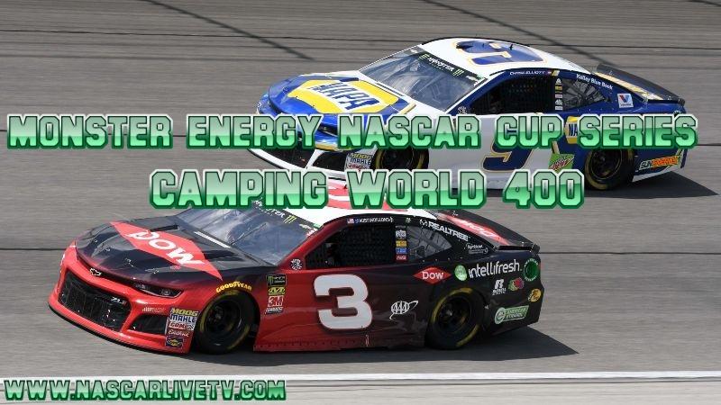 Camping World 400 NASCAR Live Stream