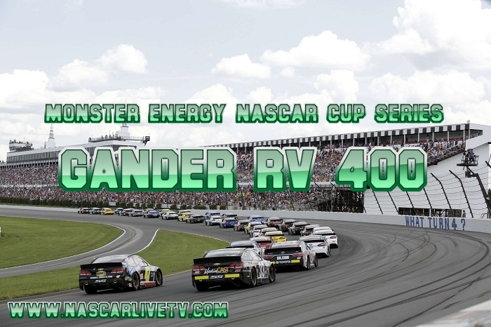 Gander RV 400 NASCAR Pocono Live Stream