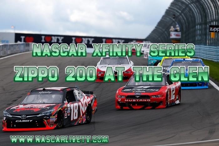 Zippo 200 NASCAR Xfinity Series Live