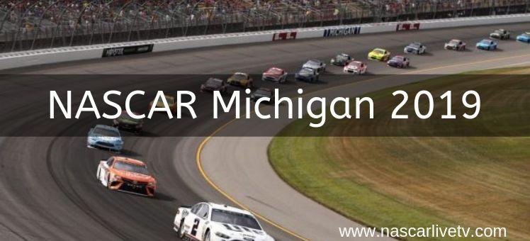 Consumers Energy 400 NASCAR Live Stream