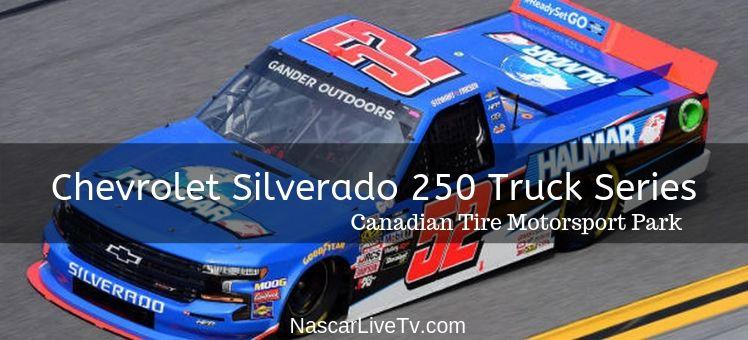Chevrolet Silverado 250 Truck Series 2018 Live