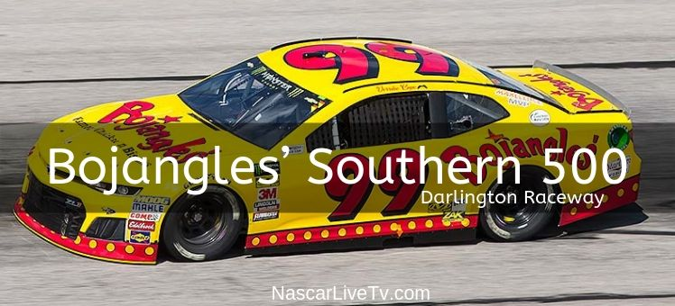 Watch Bojangles Southern 500 Live