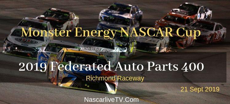 2018 Federated Auto Parts 400 NASCAR Live Stream