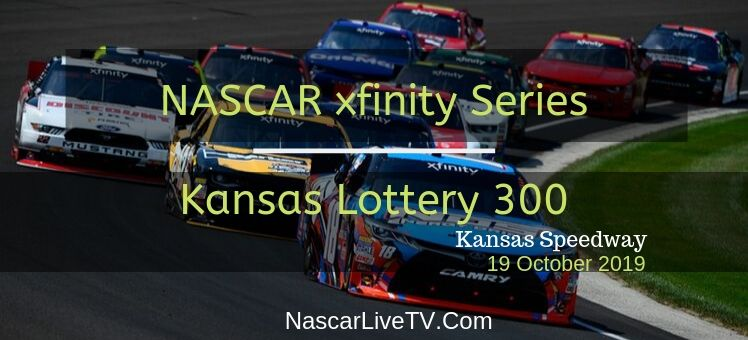 2018 Kansas Lottery 300 Xfinity Series Live Online