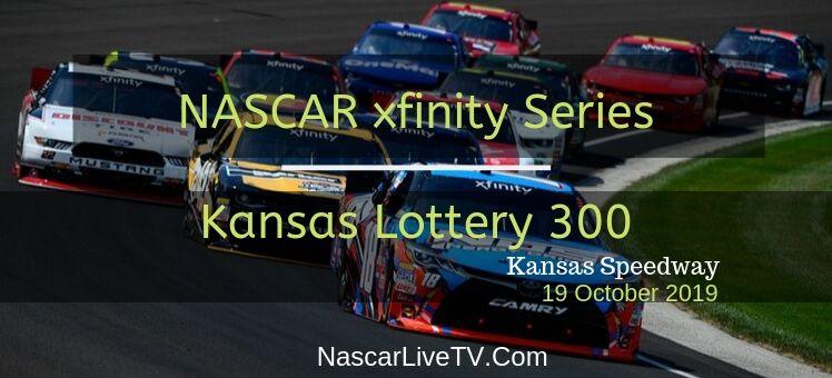 2018 Kansas Lottery 300 Xfinity Series Live Online