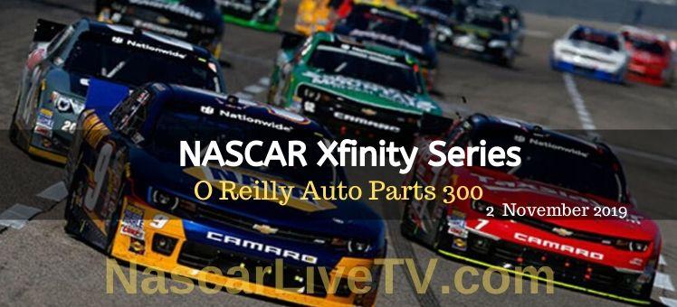 2018 O Reilly Auto Parts 300 Xfinity Stream