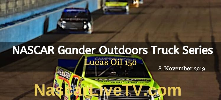 NASCAR Truck Phoenix Race 2018 Live