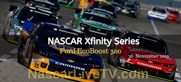 NASCAR Xfinity Miami Race 2018 Live