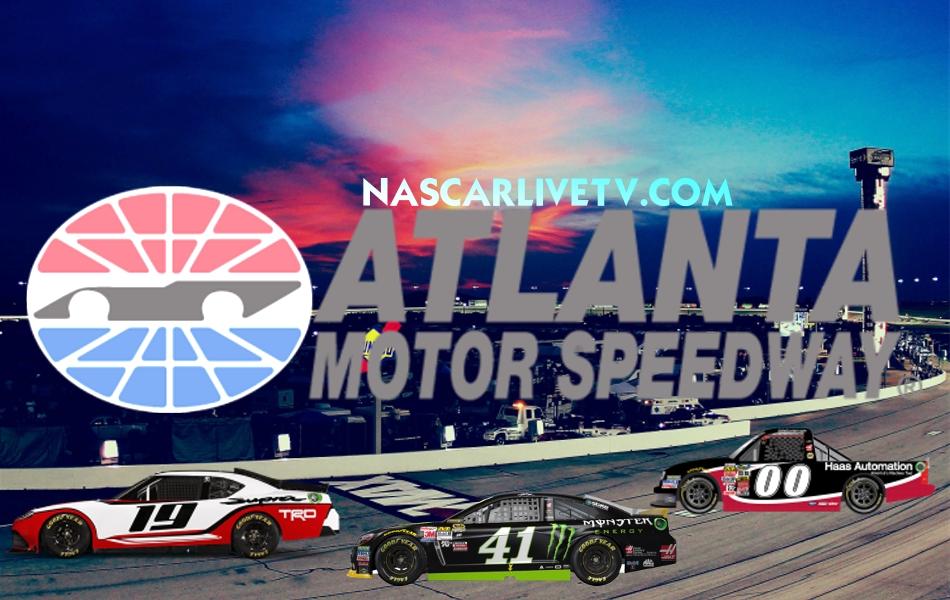 Atlanta Motor Speedway Live
