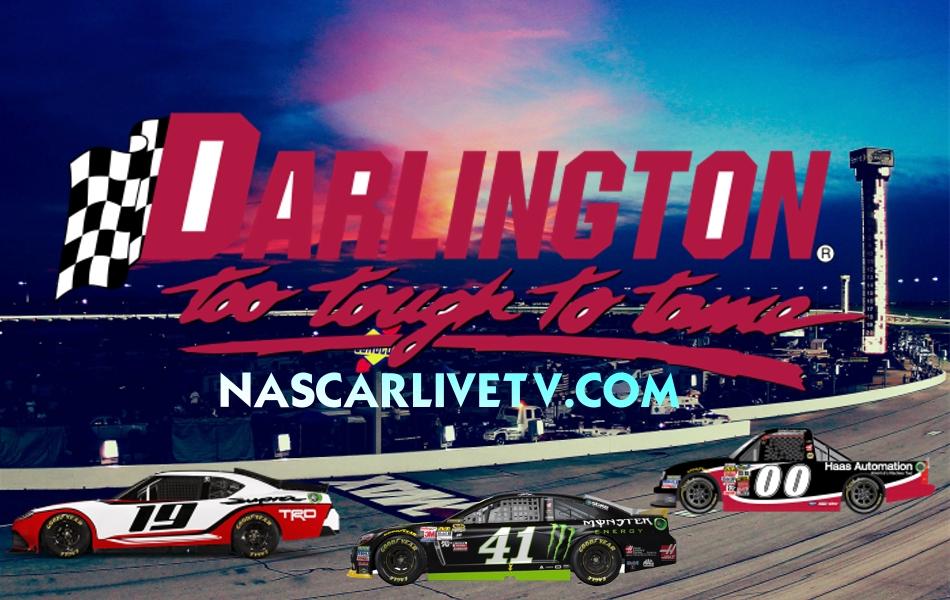 Darlington Raceway Live Telecast