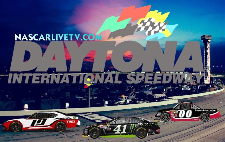 Daytona International Speedway Live