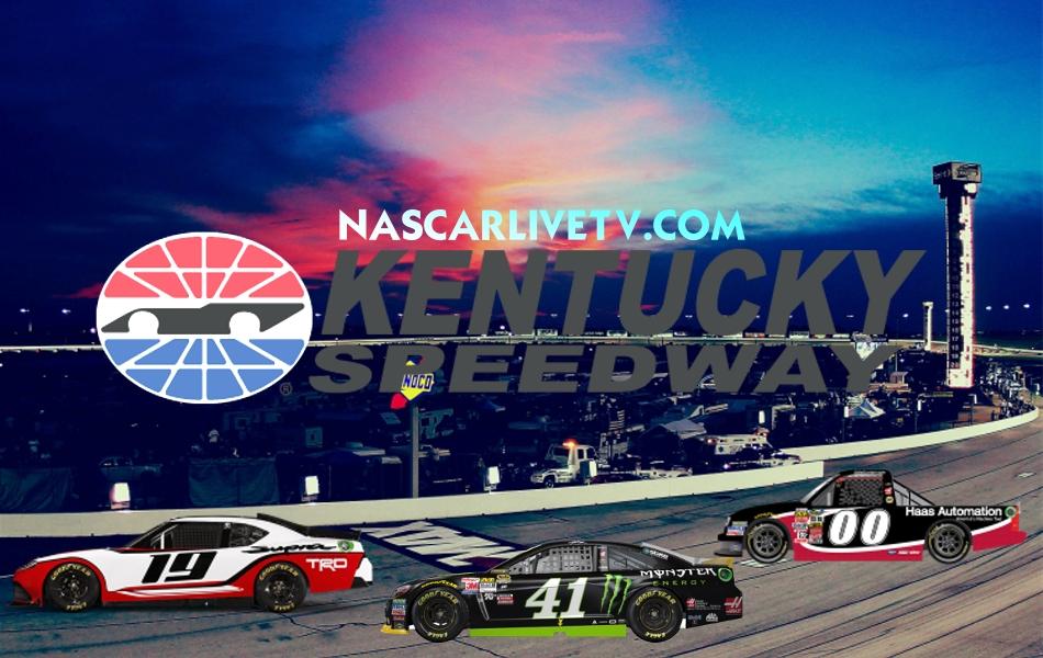 Kentucky Speedway Stream Live