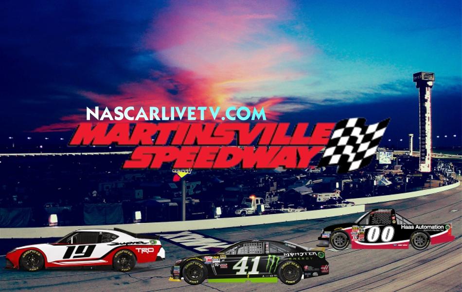 Martinsville Speedway Live