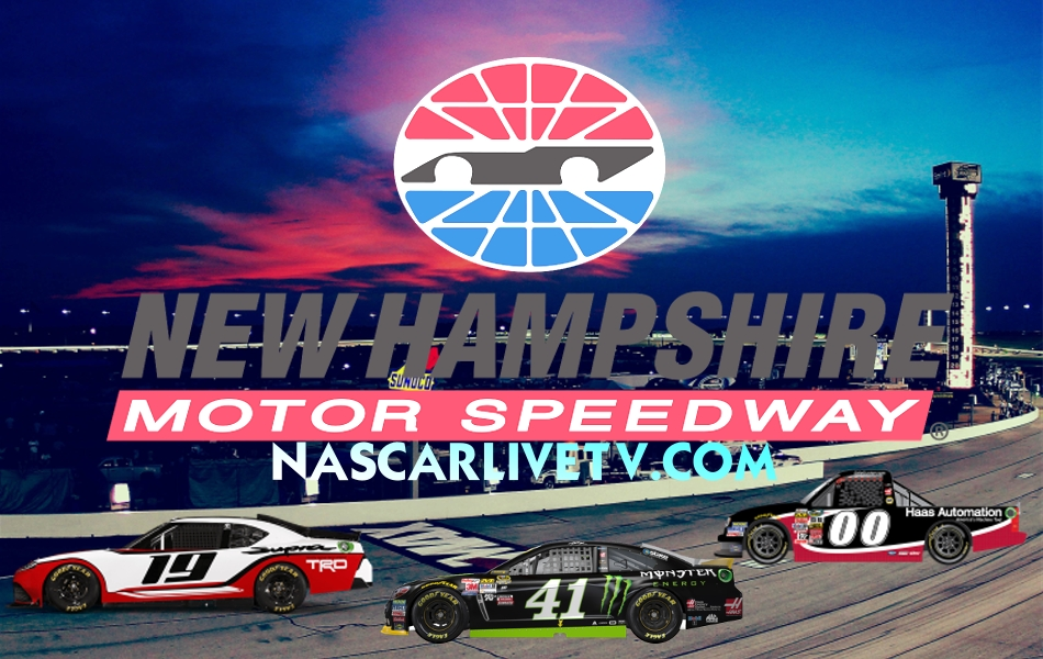 New Hampshire Motor Speedway Live on PC