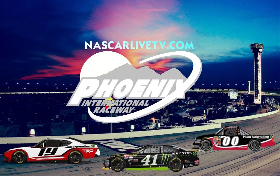 Phoenix International Raceway Live