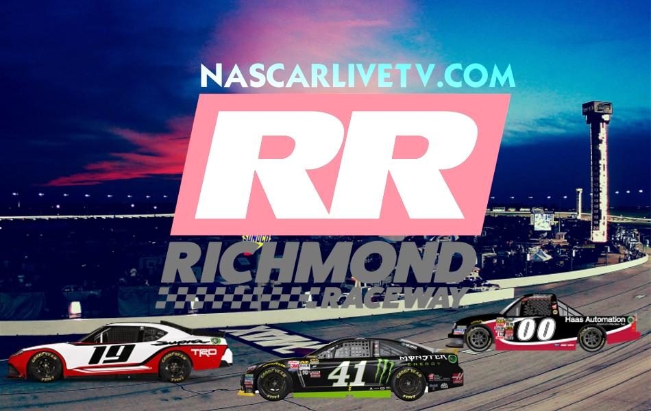 Richmond International Raceway Live on Macintosh