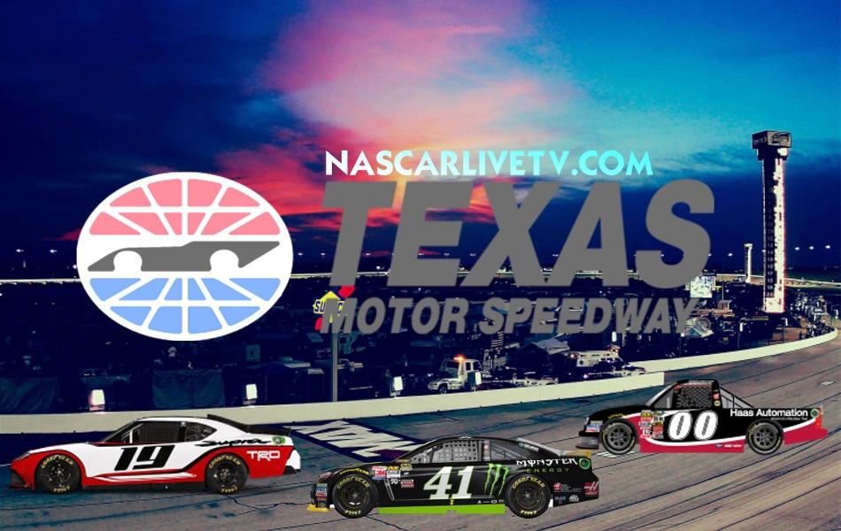 Texas motor speedway Live