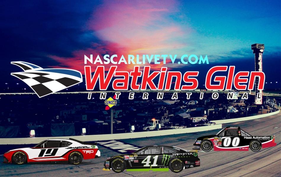 Watkins Glen International Live Main Events