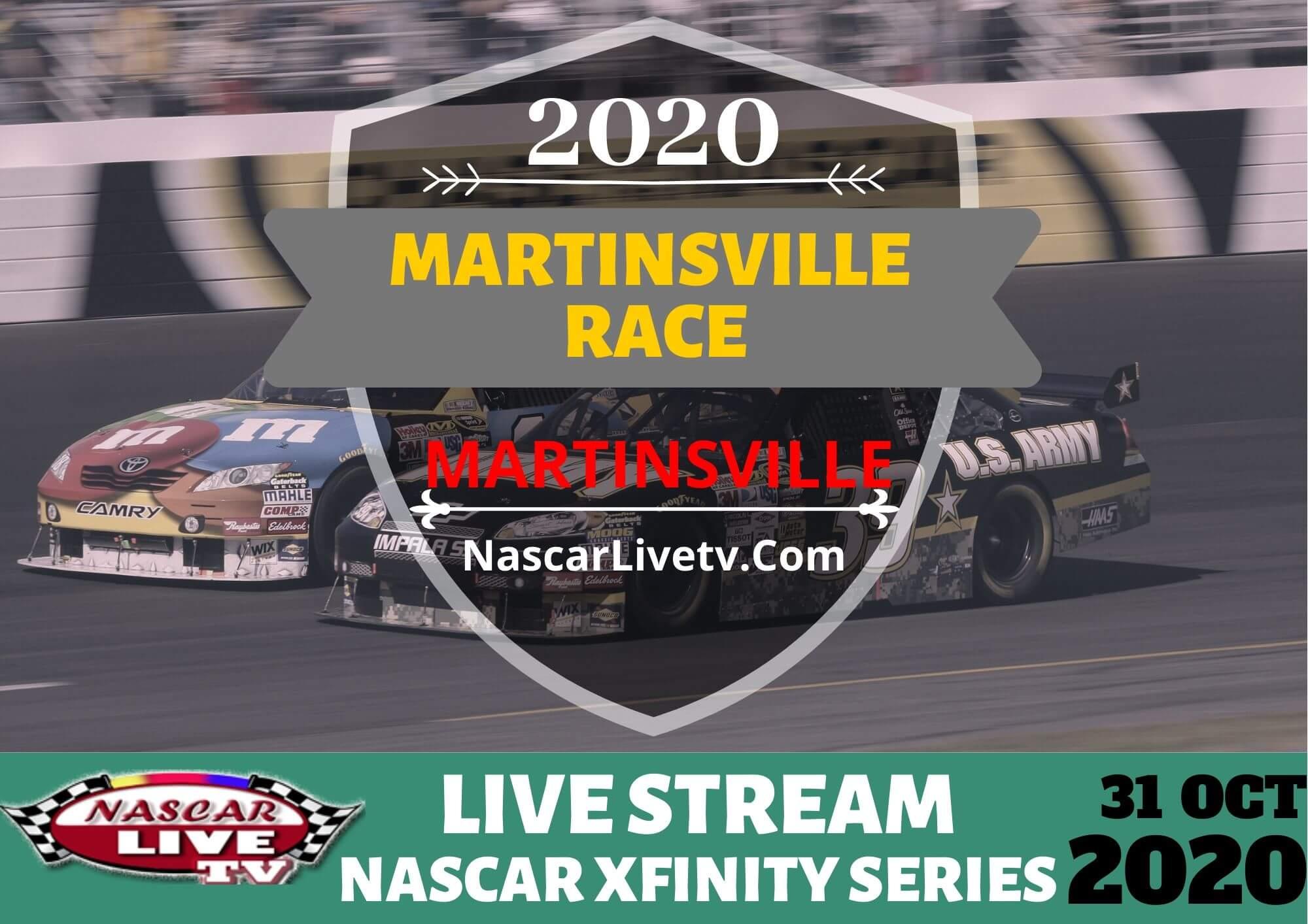 NASCAR Truck Series Martinsville 2018 Live Stream