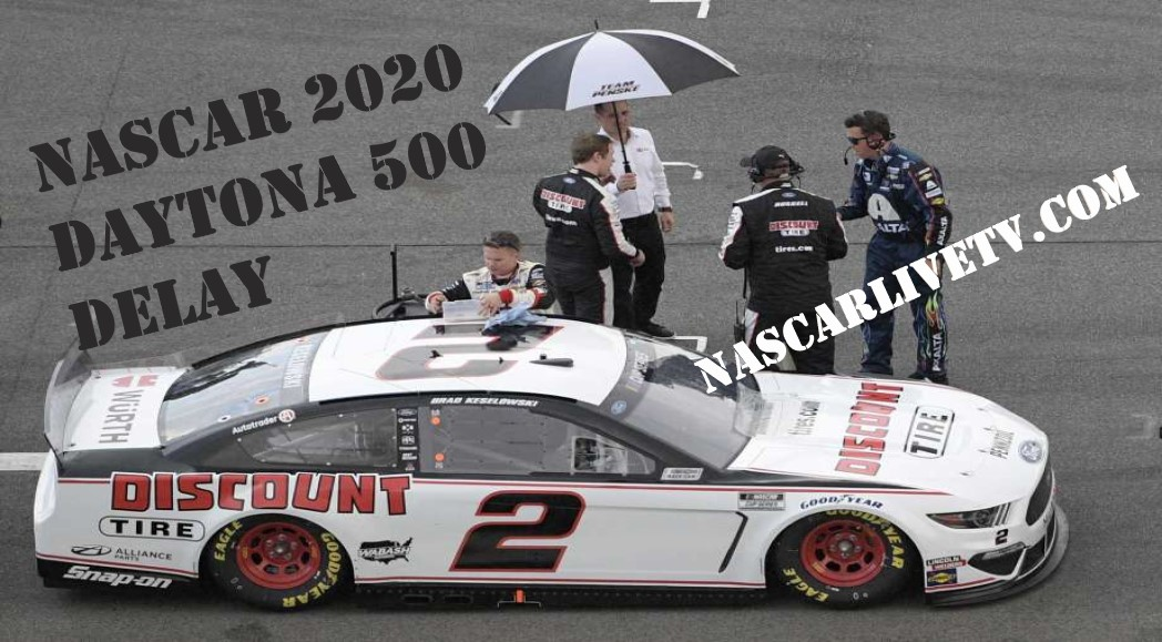 2020-nascar-daytona-500-delays-due-to-rain-will-be-live