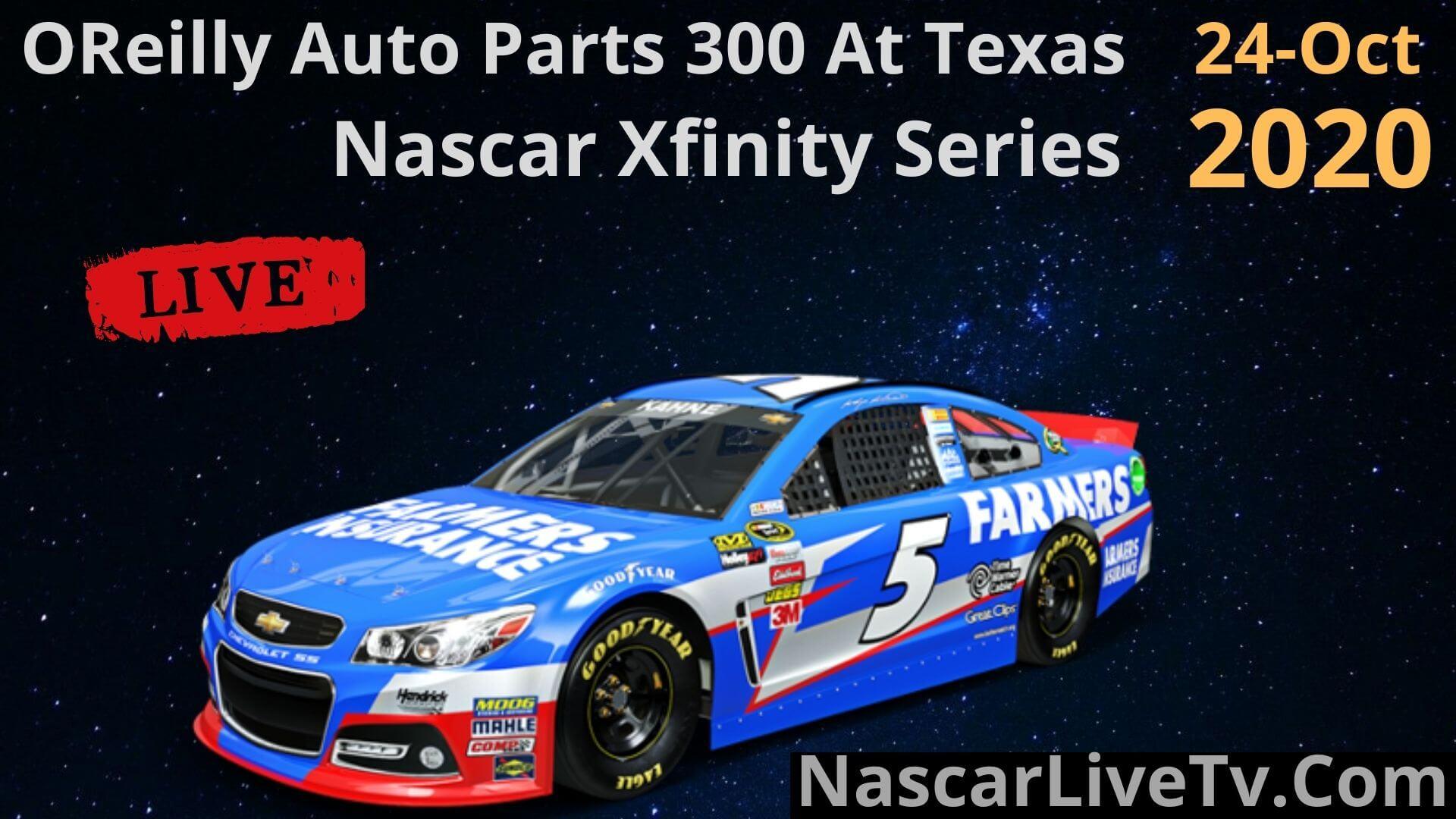 O Reilly Auto Parts 300 Xfinity Live