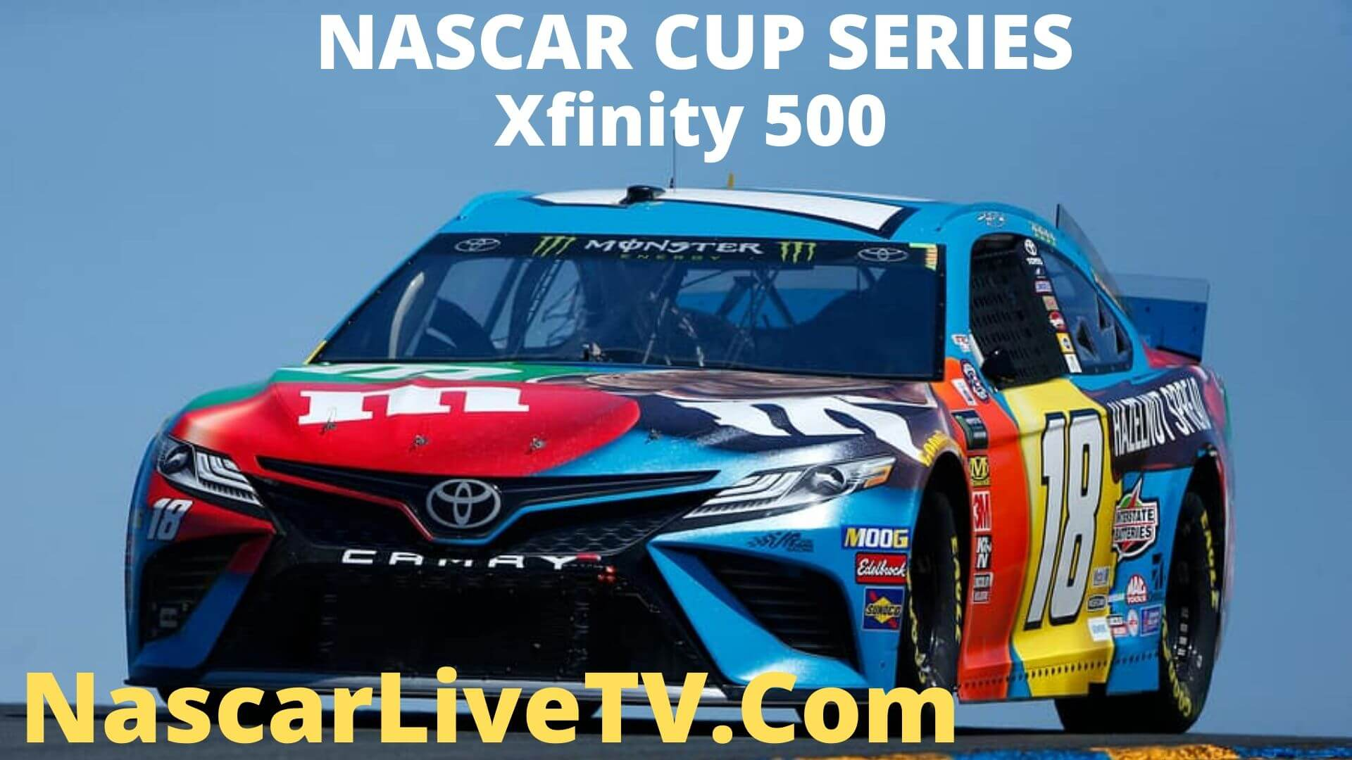 Live NASCAR First Data 500