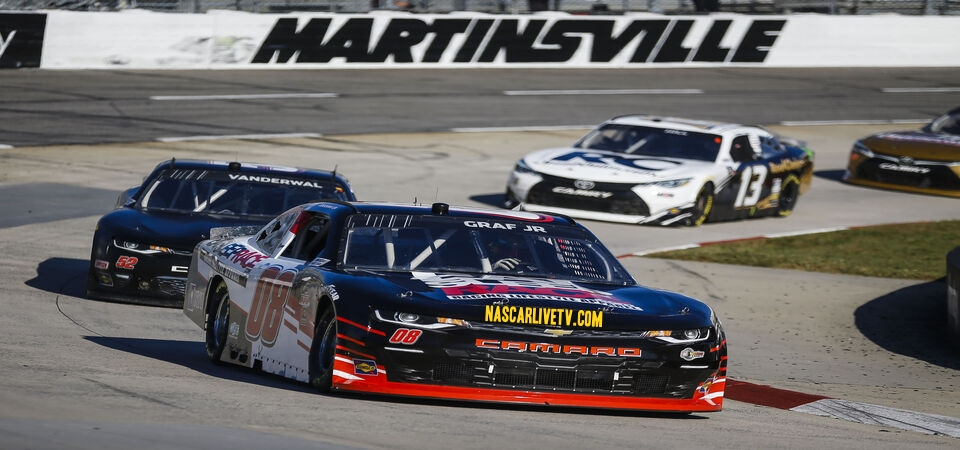 2021 NASCAR Xfinity Martinsville Race Delayed To Sunday Cook Out 250