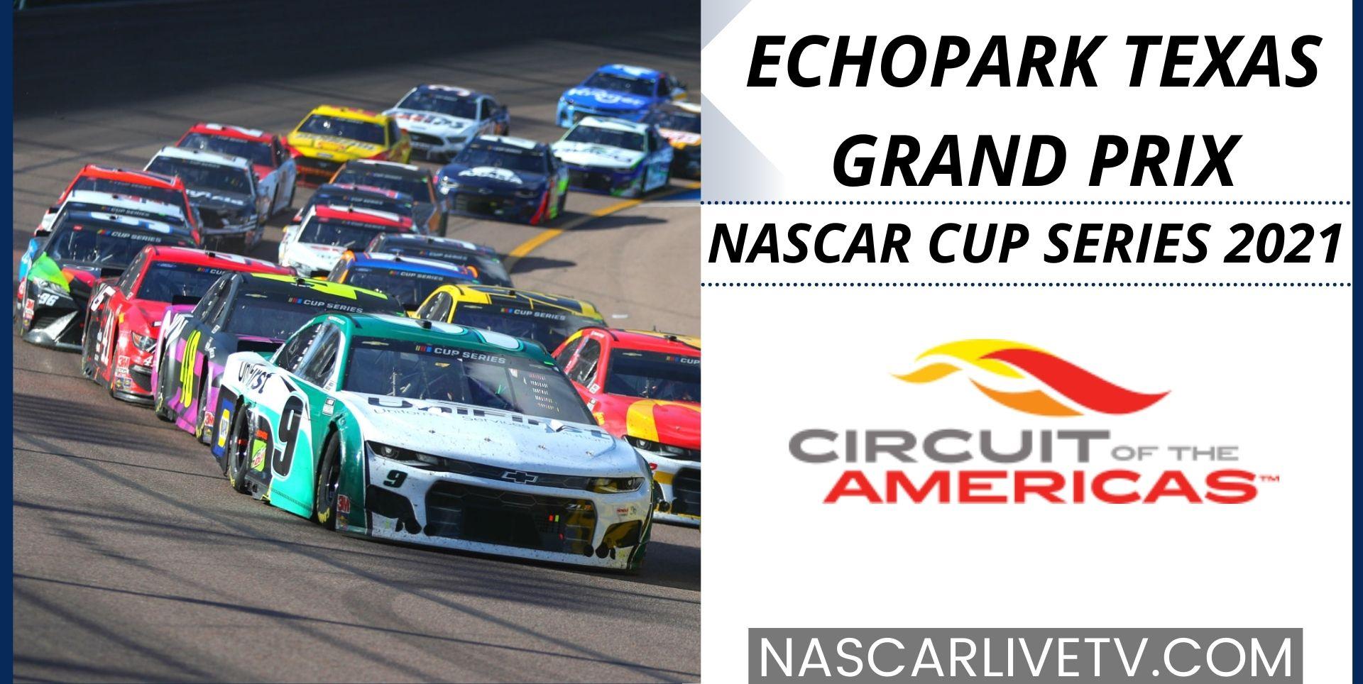 NASCAR Cup Series At COTA Live Stream