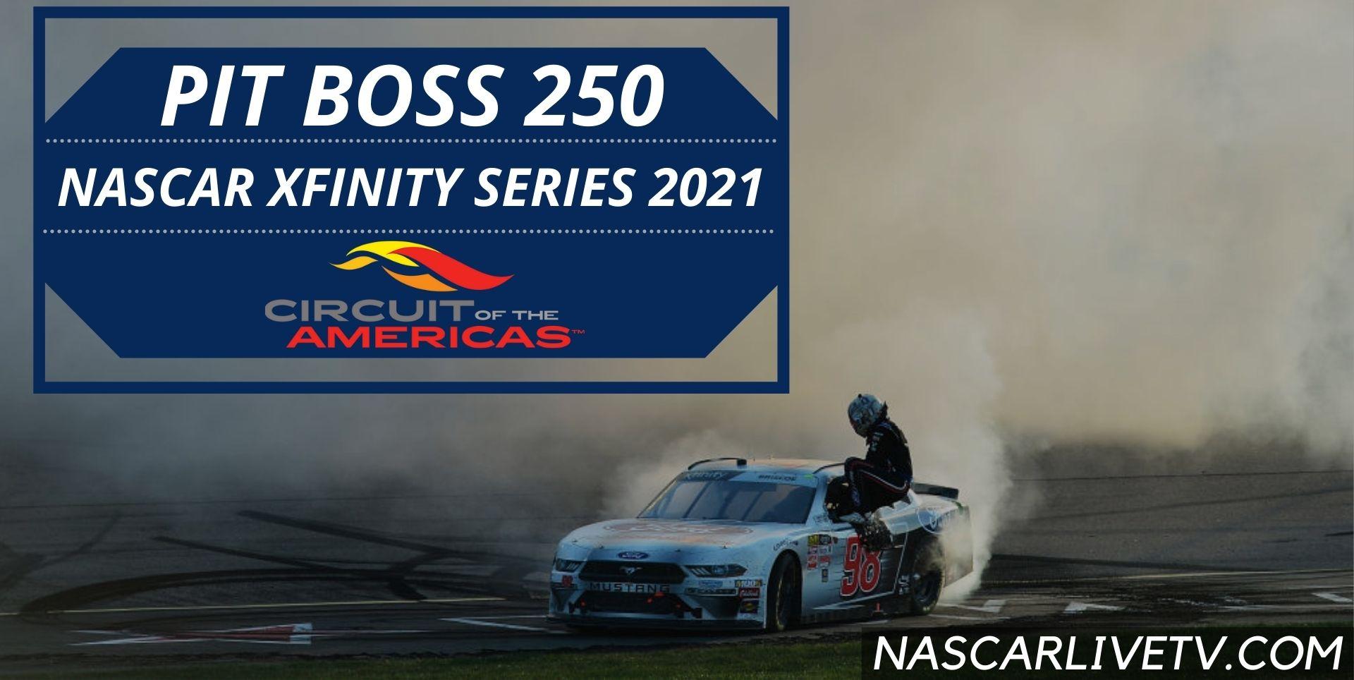 NASCAR Xfinity Series COTA Race Live Stream