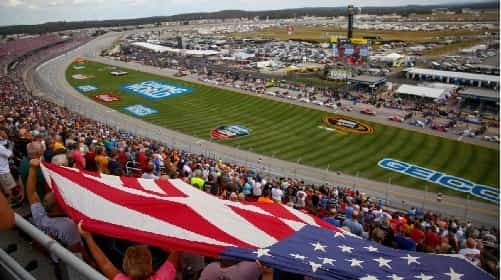 Amazing climate, Racing and more anticipate fans at Talladega