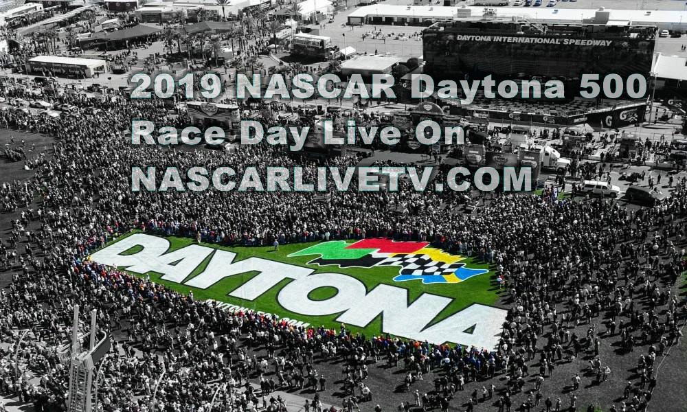 2019 Nascar Daytona 500 Race
