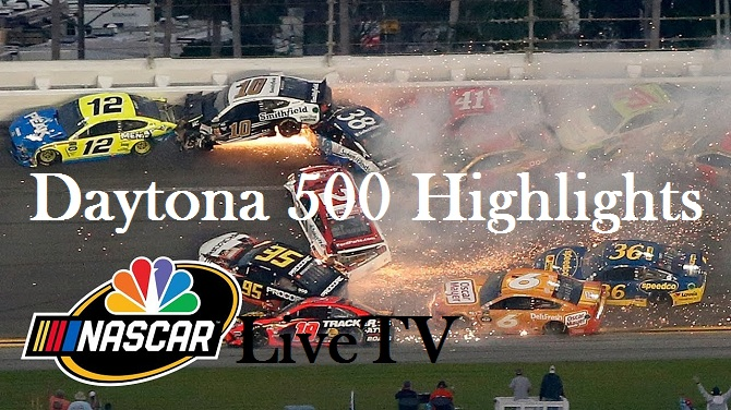 Monster Energy NASCAR Highlights 2019 Daytona 500