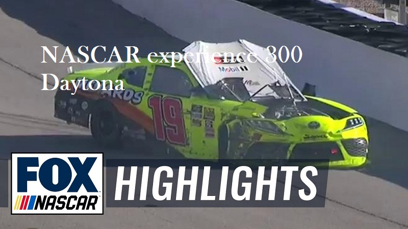 Xfinity Series Highlights 2019 NASCAR Racing Experience 300