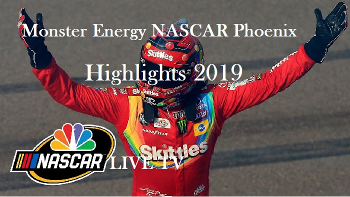 Monster Energy NASCAR Phoenix Highlights 2019