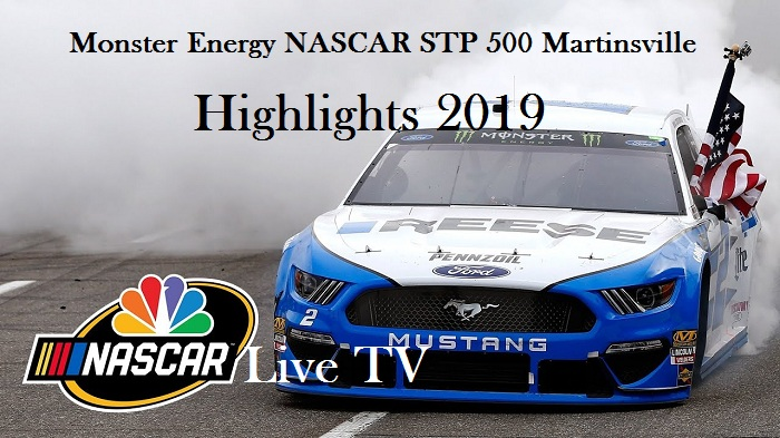 Monster Energy NASCAR STP 500 Martinsville Highlights 2019