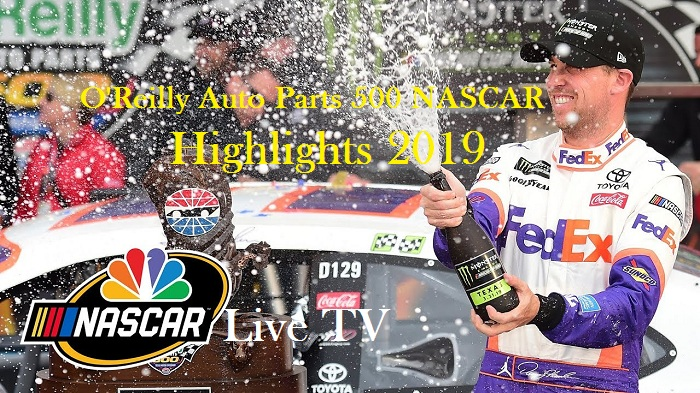 O Reilly Auto Parts 500 NASCAR Highlights 2019