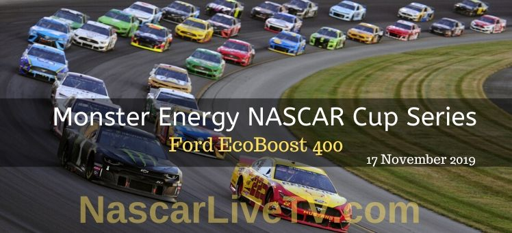 MENCS Ford Ecoboost 400 Race Live Stream