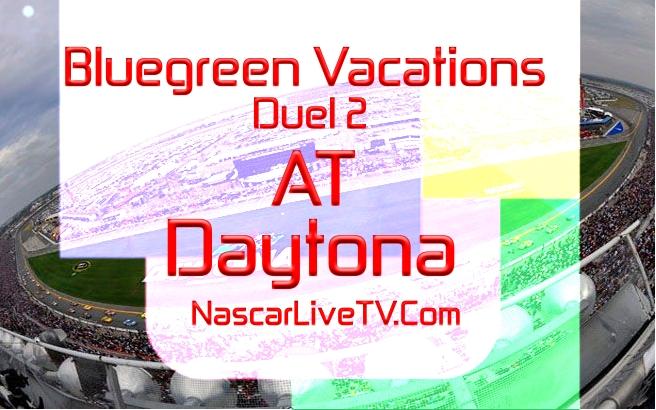 NASCAR Duel 2 Daytona Qualifying 2020 Live Stream