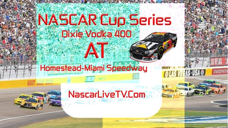 Dixie Vodka 400 Miami MENCS 2020 Race Live Stream