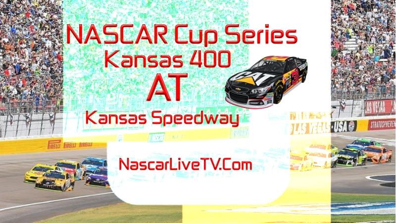 Kansas 400 NASCAR Cup Series 2020 Race Live Stream