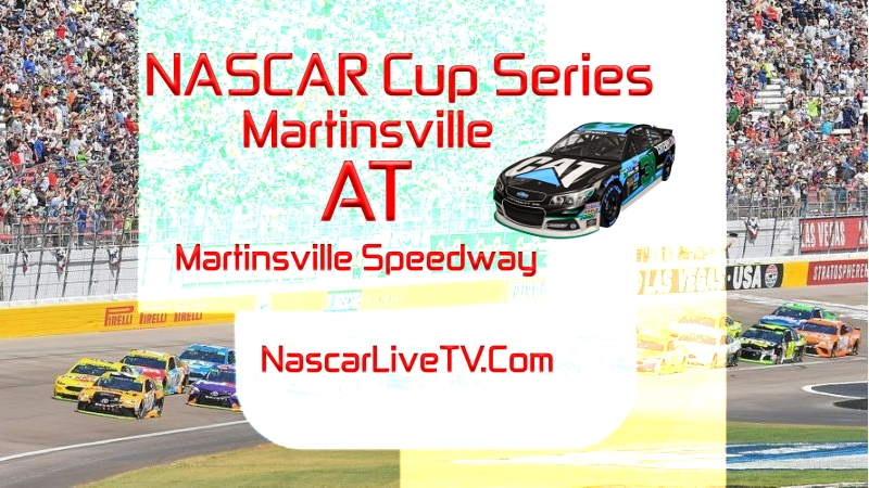 NASCAR Cup Series Martinsville 2020 Race Live Stream