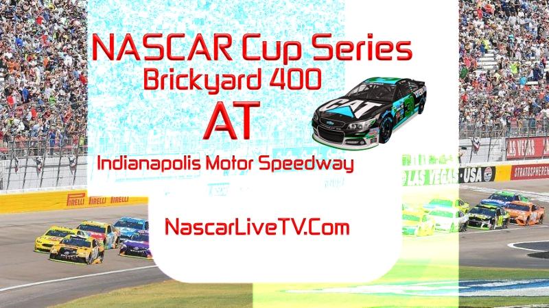 MENCS Brickyard 400 Race 2020 Live Stream